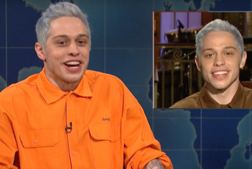 'S.N.L.' Mocks the Midterm Elections, and Pete Davidson Mocks Himself