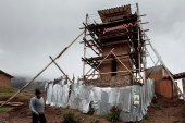 In a Land of Quakes, Engineering a Future for a Church Made of Mud