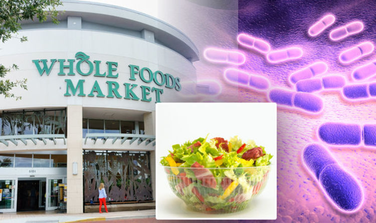 Listeria and salmonella SWEEPS USA – full list of affected food products REVEALED