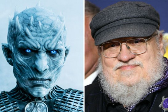 Game of Thrones: George RR Martin reveals what White Wakers represent   Books   Entertainment