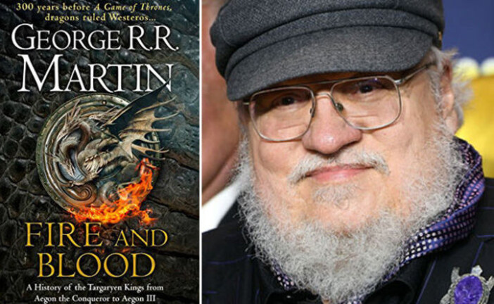 Game of Thrones: George RR Martin's Fire and Blood contents and MORE | Books | Entertainment