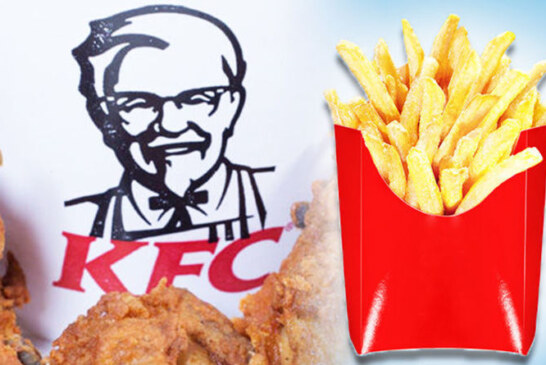 KFC news: NEW fries on UK menu as – chips branded 'SOGGY' by brand
