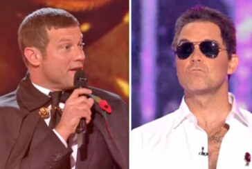 X Factor 2018 Dermot O'Leary drops shocking Robbie Williams bombshell | TV & Radio | Showbiz & TV