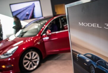 Tesla Model 3 will come to the UK and Australia by mid-2019