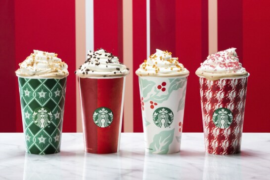 Starbucks' plans to win the holidays with a reusable red cup