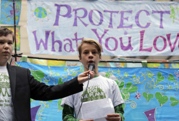 Young Activists Can Sue Government Over Climate Change, Supreme Court Says : NPR