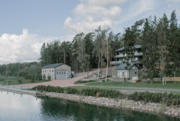 On a Tiny Finnish Island, a Helipad, 9 Piers — and the Russian Military?