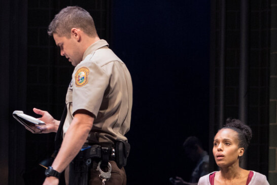 Review: 'American Son' Puts Kerry Washington in a Maternal Nightmare
