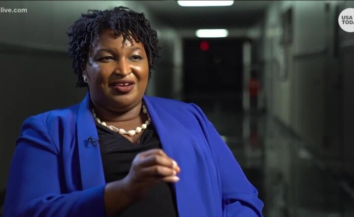 Stacey Abrams talks first 100 days if elected as Georgia Governor