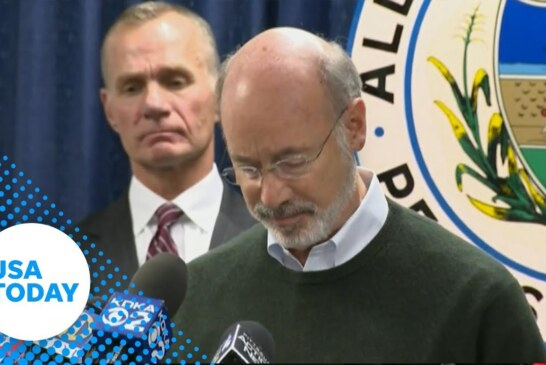 Pennsylvania Governor reacts to shooting: 'This is not who we are'