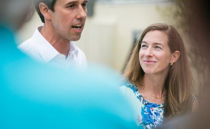 Is Beto O'Rourke's Wife Really A 'Billionaire' Heiress? Not Likely.
