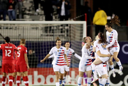 U.S. Beats Canada as Focus Turns to 2019