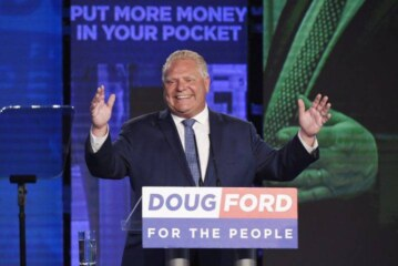 Ontario PC communications adviser says Doug Ford speech mix-up 'not intentional'