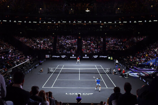 Laver Cup Honors the Past With a Tournament of Stars