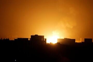 Saudi-UAE alliance attack airbase, missile sites in Yemen capital   News