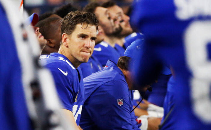 The Eli in the Room: Collapsing Giants Look to a Future Without Manning
