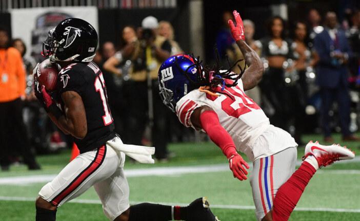 Giants' Comeback Attempt Falls Short Against Falcons