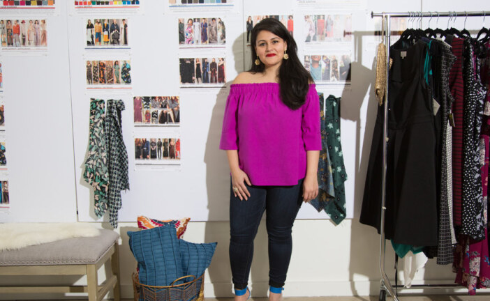 Bringing a Personal Touch to Plus-Size Fashion