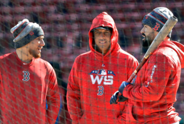 When Alex Cora Speaks, the Red Sox Listen. The Result Is Pure Magic.