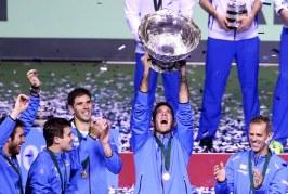 Argentina and Britain Gain Berths Into New Davis Cup Finals