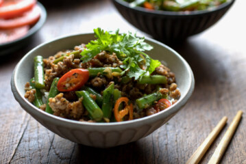 A Stir-Fry That Brings Out the Best in Green Beans