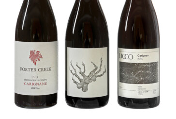 Once Lowly, Carignan Finds Favor in California
