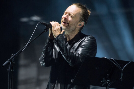 Radiohead Just Dropped Their New Single 'Burn The Witch' Online