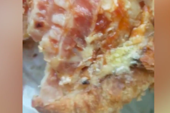 New Jersey Woman Claims Her Dunkin' Donuts Sandwich Was Crawling With Bugs
