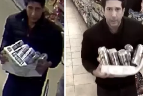 David Schwimmer Proves He's Not The Wanted Thief Who Looks Like Ross From 'Friends'