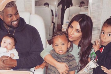 Kanye West Is 'Harassing' Kim Kardashian To Have A Crazy Number Of Children