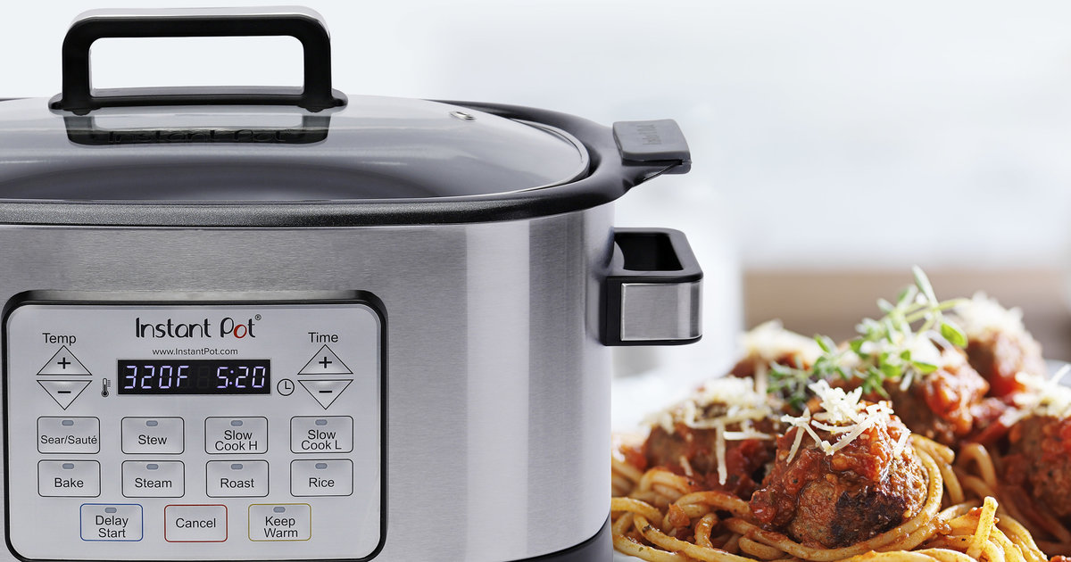 You Can Get An Instant Pot At Walmart Right Now For Its Prime Day Price