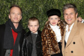 Neil Patrick Harris' Family Channels A Disneyland Classic For Halloween