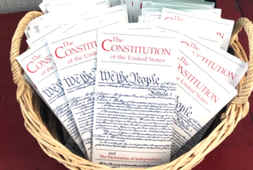 Forget Candy, Mark Sanford Gives Trick-Or-Treaters The Constitution