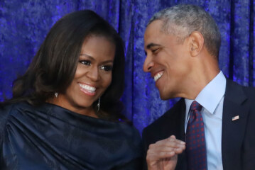 The Obamas' First Netflix Show Might Be Based On Book Critical Of Trump