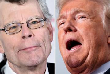 Stephen King Damns Donald Trump With Faint Praise, Lists 3 Things He's 'Delivering'