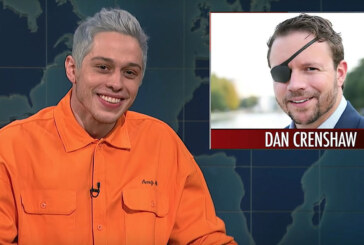 Twitter Erupts After Pete Davidson Jokes About Veteran's War Wound