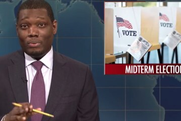 Michael Che Calls Out Young Progressives: 'Why Don't You Go Back To Ohio, Megan?'