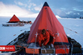 The challenge of recycling waste in Antarctica