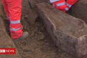 HS2 construction: Moving the remains of 40,000 people