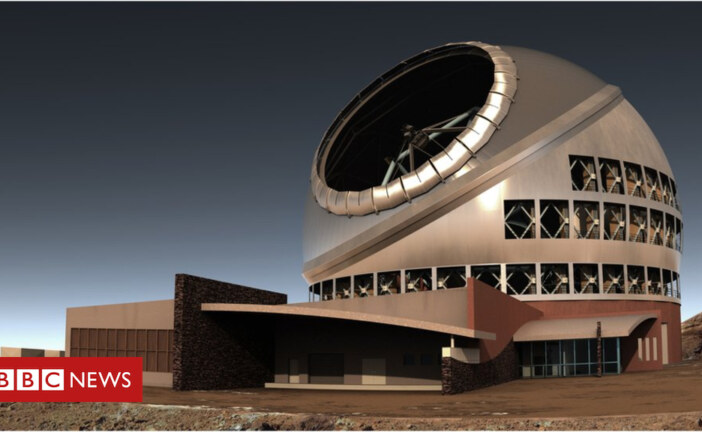 Hawaii top court approves controversial Thirty Meter Telescope