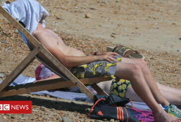 Weather: UK experiencing hotter days and 'tropical nights' – Met Office