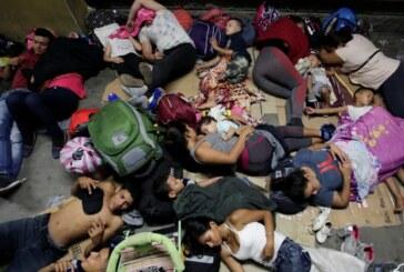 Migrant caravan parents sue Trump over proposed border policy | US-Mexico border News