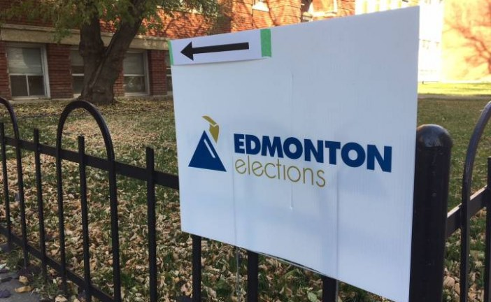 WATCH LIVE: 2017 Edmonton election results – Edmonton