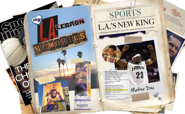 LeBron James Once 'Hated' Southern California. How He Came to Embrace It.