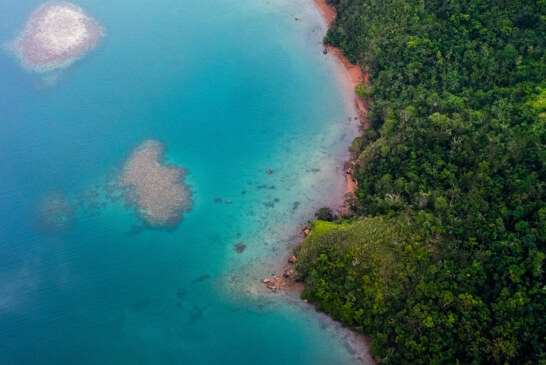 Paradise Threatened: Fiji's War Against Climate Change