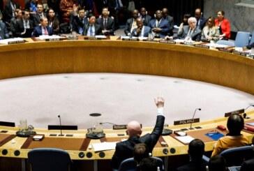 Russia Blocks Venezuela Measure at U.N., Calling It a U.S. Ploy for Regime Change