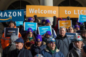 After Cuomo's Calls to Amazon, a Flurry of Conversations to Rally Support