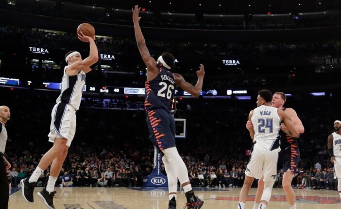 The Perimeter Can't Protect You From Mitchell Robinson