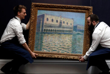 Sotheby's Reports 16 Percent Increase in Sales in 2018