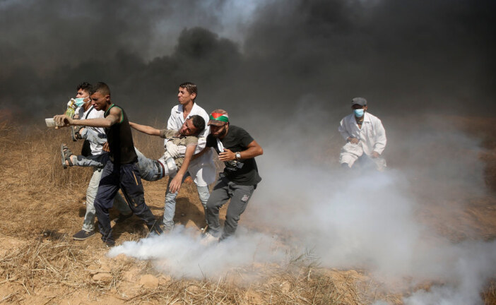 Israelis May Have Committed Crimes Against Humanity in Gaza Protests, U.N. Says